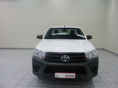 2021 Toyota Hilux 2.4 GD S Single Cab Bakkie Kwazulu Natal Westville_2