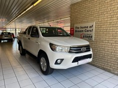 2018 Toyota Hilux 2.4 GD-6 RB SRX Extended Cab Bakkie Western Cape