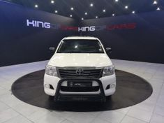 2014 Toyota Hilux 2.5 D-4d Pu Sc  Gauteng Boksburg_1