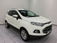 2017 Ford EcoSport 1.5TiVCT Titanium Auto Kwazulu Natal