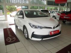 2021 Toyota Corolla Quest 1.8 Prestige Kwazulu Natal