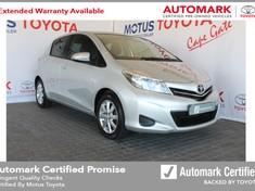 2014 Toyota Yaris 1.3 Xs 5dr  Western Cape Brackenfell_0