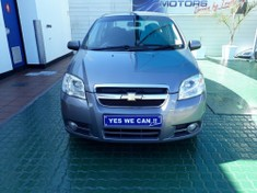 2012 Chevrolet Aveo 1.6 Ls A/t  Western Cape