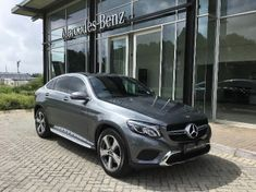 2018 Mercedes-Benz GLC COUPE 250d Free State