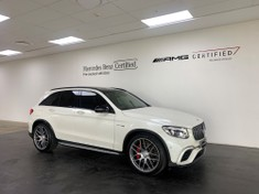 2018 Mercedes-Benz GLC 63 S 4MATIC Gauteng