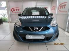 2018 Nissan Micra 1.2 Active Visia Mpumalanga Hazyview_2