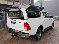2018 Toyota Hilux 2.8 GD-6 Raider 4X4 Double Cab Bakkie Auto Gauteng Pretoria_3