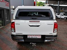 2018 Toyota Hilux 2.8 GD-6 Raider 4X4 Double Cab Bakkie Auto Gauteng Pretoria_4