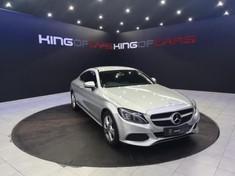 2016 Mercedes-Benz C-Class C200 Coupe Auto Gauteng