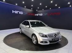 2012 Mercedes-Benz C-Class C200 Be Avantgarde At  Gauteng Boksburg_0