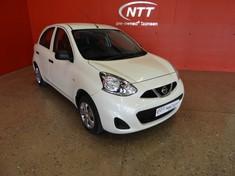 2018 Nissan Micra 1.2 Active Visia Limpopo Tzaneen_1