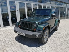 2010 Jeep Wrangler 2.8 Crd Sahara 2dr A/t  Mpumalanga