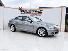 2011 Mercedes-Benz C-Class C180 Cgi Be Avantgarde At  Gauteng De Deur_0