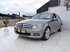 2011 Mercedes-Benz C-Class C180 Cgi Be Avantgarde At  Gauteng De Deur_2