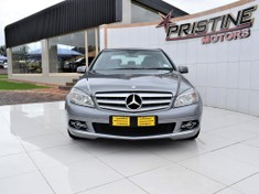 2011 Mercedes-Benz C-Class C180 Cgi Be Avantgarde At  Gauteng De Deur_3