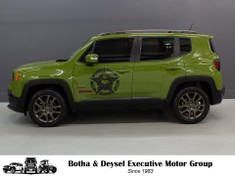 2017 Jeep Renegade 1.4 TJET LTD AWD Auto Gauteng Vereeniging_1