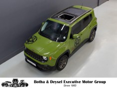 2017 Jeep Renegade 1.4 TJET LTD AWD Auto Gauteng Vereeniging_4
