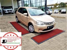 2015 Toyota Etios 1.5 Xs 5dr  Gauteng