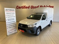 2020 Toyota Hilux 2.4 GD Single Cab Bakkie Western Cape