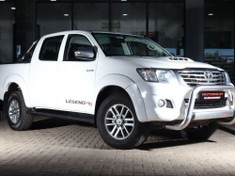 2015 Toyota Hilux 3.0 D-4D LEGEND 45 R/B Double Cab Bakkie North West Province