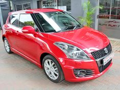 2013 Suzuki Swift 1.6 Sport  Gauteng
