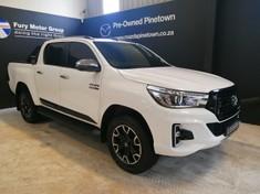 2020 Toyota Hilux 2.8 GD-6 RB Legend Auto Double Cab Bakkie Kwazulu Natal