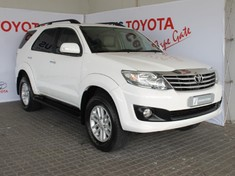 2012 Toyota Fortuner 4.0 V6 Heritage Rb A/t  Western Cape