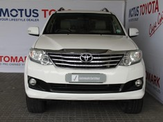 2012 Toyota Fortuner 4.0 V6 Heritage Rb At  Western Cape Brackenfell_1