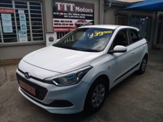 2016 Hyundai i20 1.2 Motion North West Province