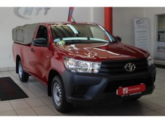 2021 Toyota Hilux 2.0 VVTi S Single Cab Bakkie Mpumalanga