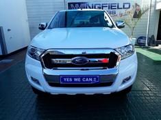 2017 Ford Ranger 3.2TDCi XLT Double Cab Bakkie Western Cape