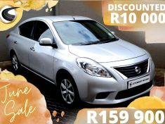 2015 Nissan Almera 1.5 Acenta Auto Gauteng Pretoria_0