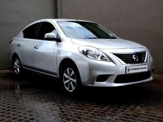 2015 Nissan Almera 1.5 Acenta Auto Gauteng Pretoria_2