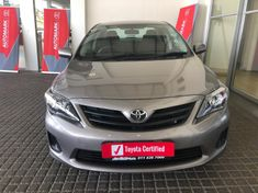 2019 Toyota Corolla Quest 1.6 Auto Gauteng Rosettenville_1