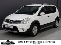 2013 Nissan Livina 1.6 Visia X-gear  Gauteng Vereeniging_0
