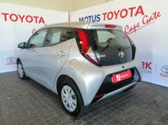 2019 Toyota Aygo 1.0 5-Door Western Cape Brackenfell_4