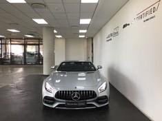 2021 Mercedes-Benz AMG GT GT C 4.0 V8 Roadster Gauteng Sandton_2