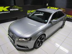 2011 Audi A4 2.0 Tdi Ambition 100kw b8  Gauteng Boksburg_4
