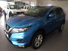 2021 Nissan Qashqai 1.5 dCi Acenta plus North West Province Rustenburg_1