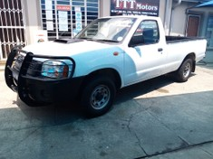 2015 Nissan NP300 Hardbody 2.5 TDi LWB Single Cab Bakkie North West Province Rustenburg_0