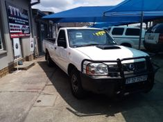 2015 Nissan NP300 Hardbody 2.5 TDi LWB Single Cab Bakkie North West Province Rustenburg_1