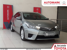 2015 Toyota Corolla 1.6 Prestige CVT Mpumalanga