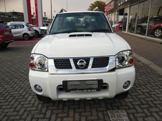 2021 Nissan NP300 Hardbody 2.5 TDi 4X4 Double Cab Bakkie North West Province Rustenburg_0