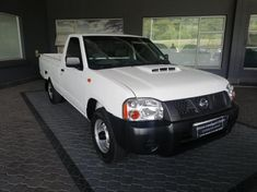 2020 Nissan NP300 Hardbody 2.5 TDi LWB Single Cab Bakkie North West Province Rustenburg_2