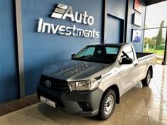 2021 Toyota Hilux 2.4 GD A/C Single Cab Bakkie Gauteng
