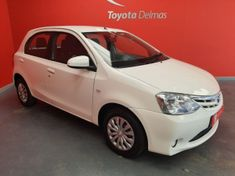 2016 Toyota Etios 1.5 Xs 5dr  Mpumalanga
