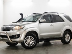 2012 Toyota Fortuner 3.0d-4d 4x4  North West Province