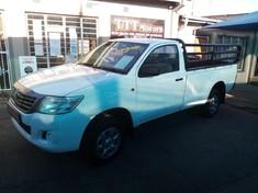 2014 Toyota Hilux 2.5 D-4d Srx 4x4 Pu Sc  North West Province Rustenburg_0