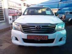2014 Toyota Hilux 2.5 D-4d Srx 4x4 Pu Sc  North West Province Rustenburg_2