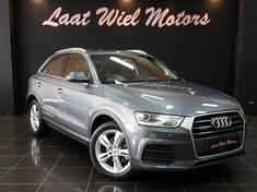 2016 Audi Q3 2.0 TDI QUATT Stronic (135KW) Mpumalanga